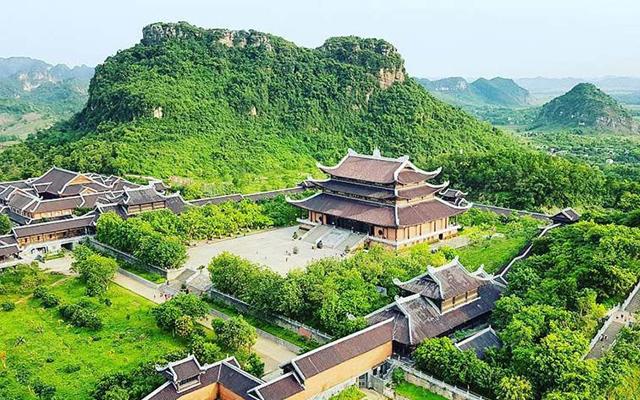 Chùa Bái Đính: Điểm du lịch ở Ninh Bình